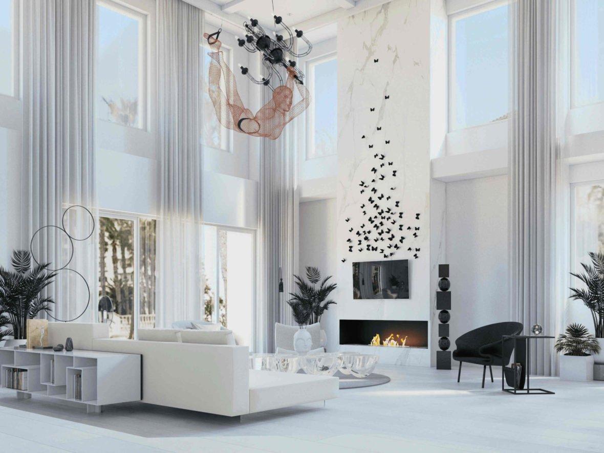 contemporary interior design newport beach