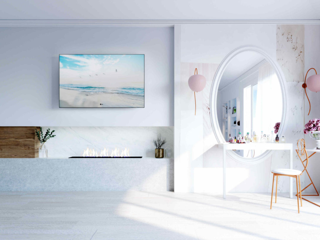 luxurious master bedroom vanity design orange county