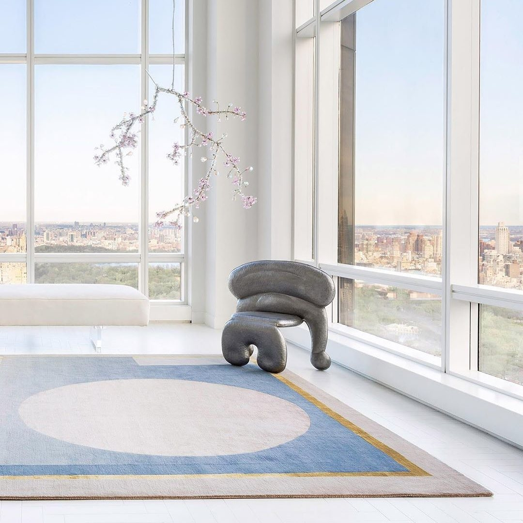 airy interior design