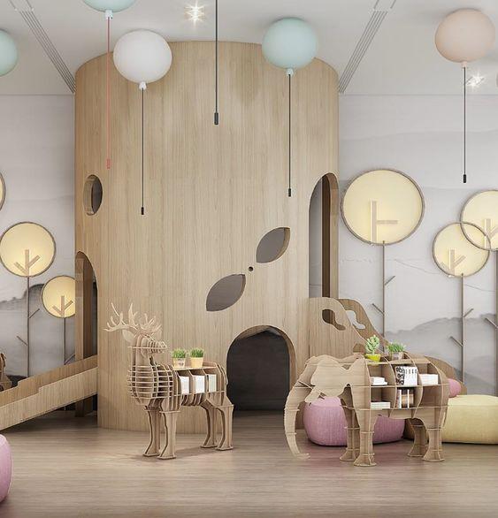 multipurpose kids rooms