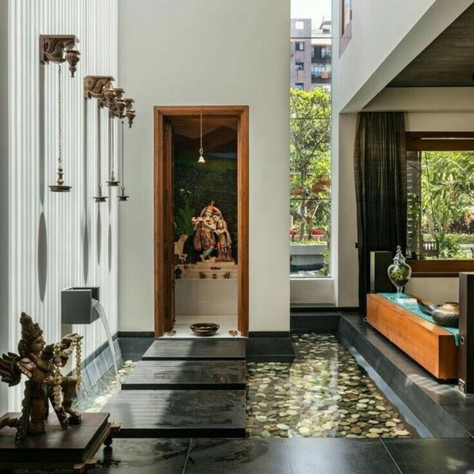 5 senses and interior design