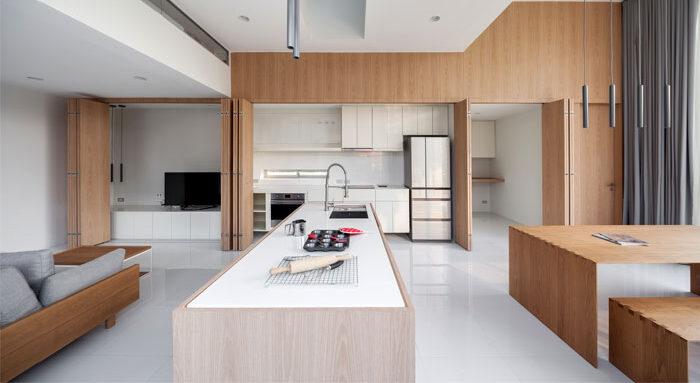 Interior by jb house idin-architects 7