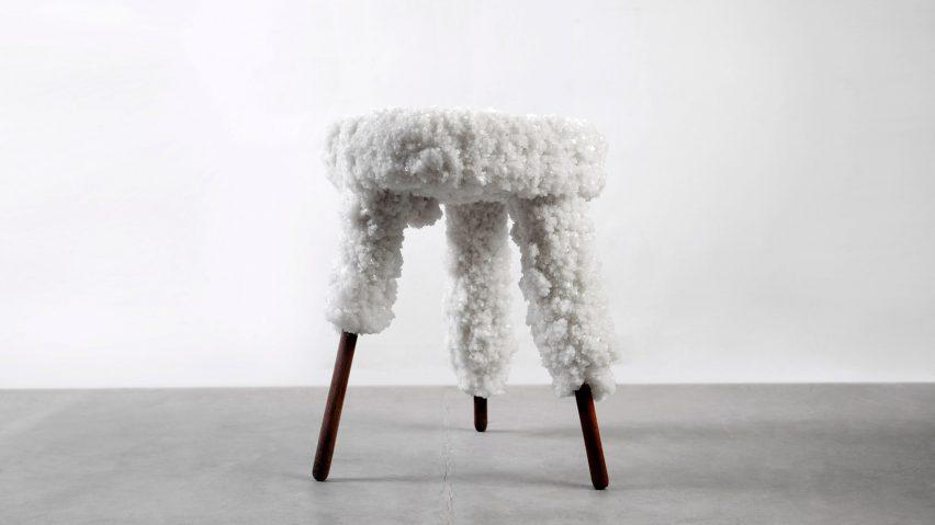 organic chair Salts by Eriz Nevi Pana