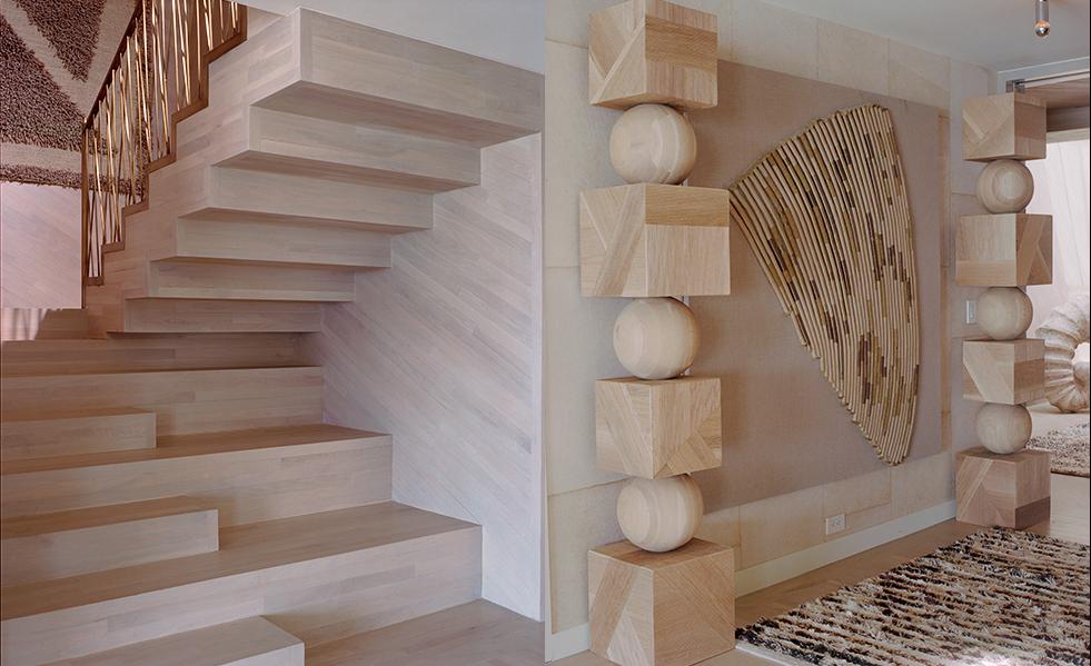 Organic Contemporary Design