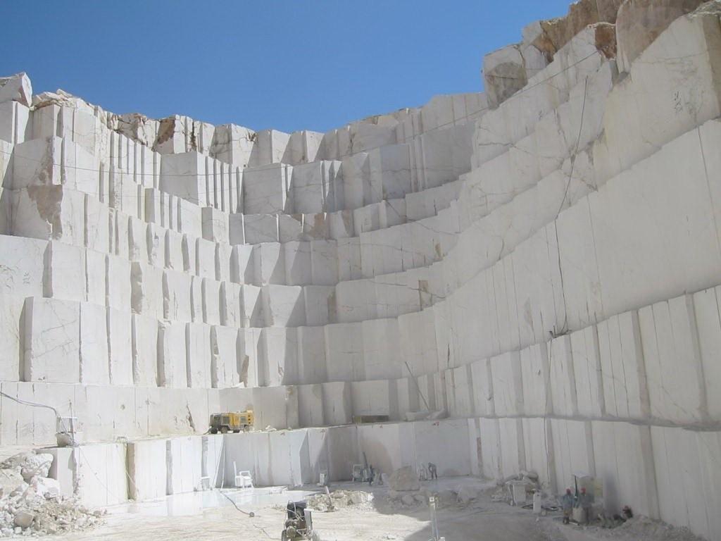 Calacatta marble Italy