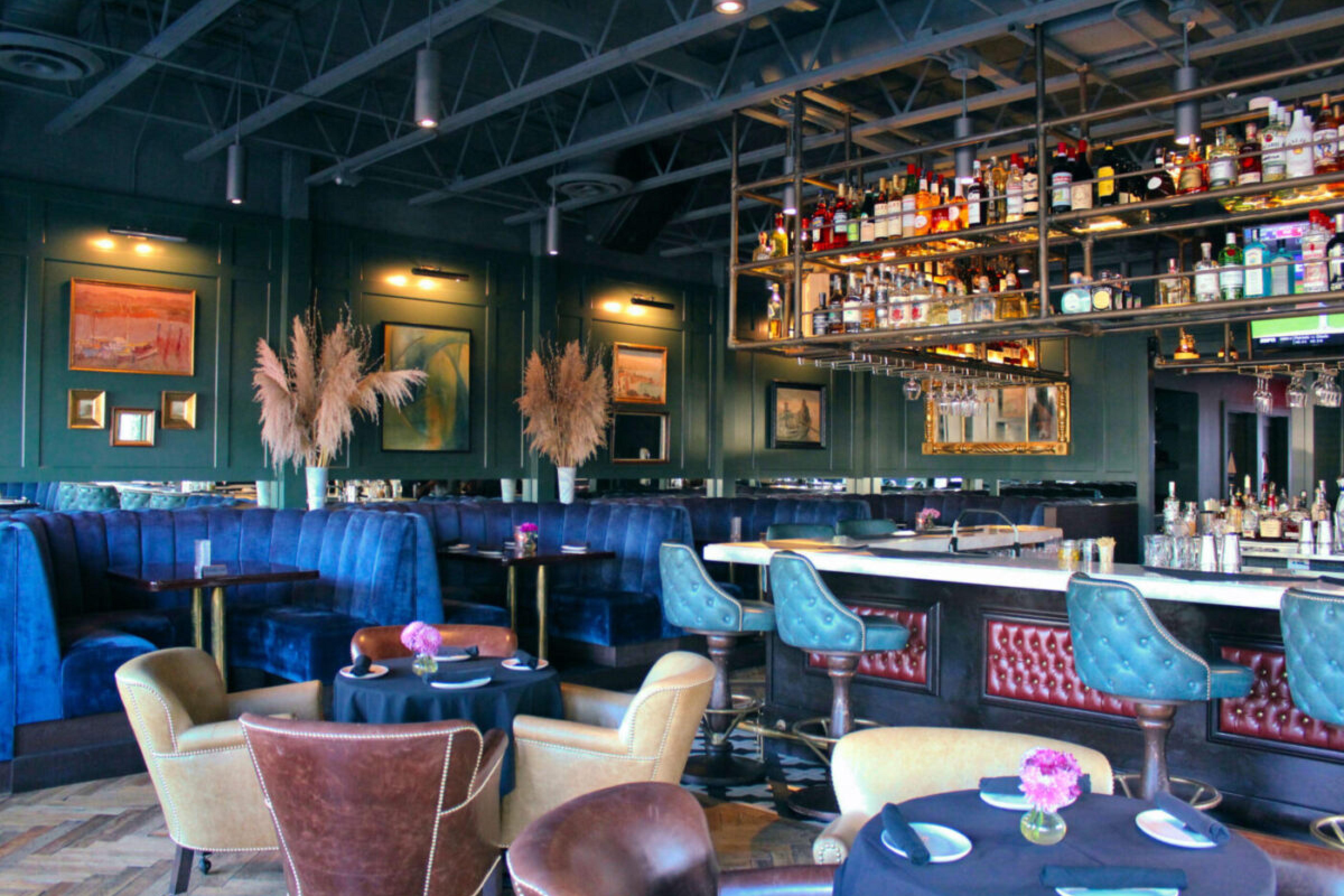 cdm restaurant in Corona del Mar photo by Brana Designs