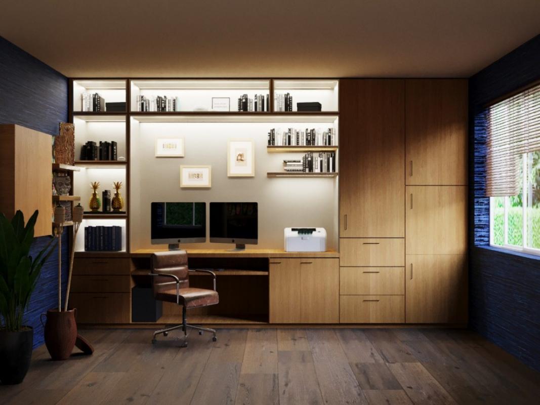 luxury custom office